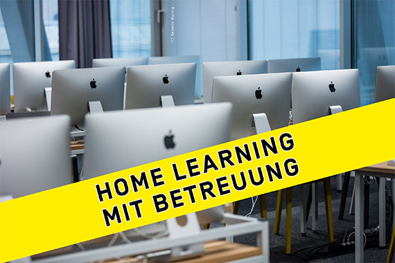 Umstellung auf Home Learning