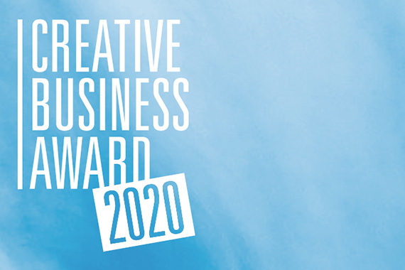 Creative Business Award 2020 - Einreichfrist 8.11!