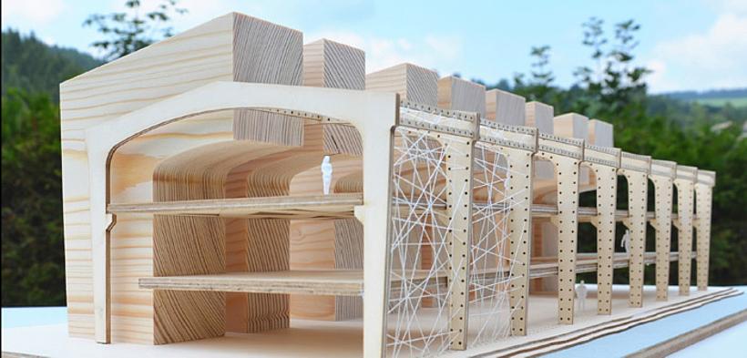 Akustik design for Architektur design studium