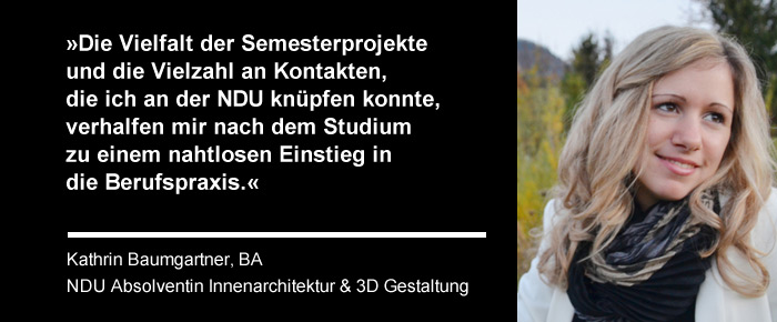 innenarchitektur & 3d gestaltung - bachelor studiengänge - ndu, Innenarchitektur ideen