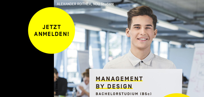 Bachelor studieng nge management by design ndu for Innenarchitektur studieninhalte